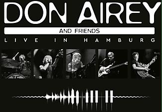 Don Airey - Live In Hamburg  - (CD)