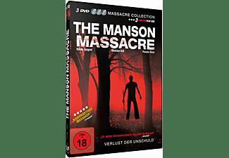The Manson Massacre DVD
