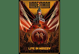 Lindemann - Lindemann - LIve in Moscow  - (DVD)