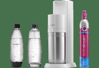 SODASTREAM DUO 1+1 Wassersprudler Weiß