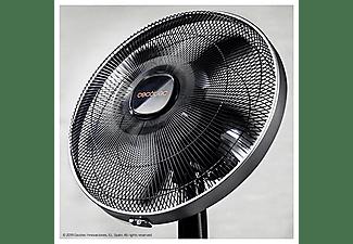 Ventilador de pie - Cecotec EnergySilence 1020 Extreme Connected, 6 velocidades, 60W, Control remoto, Negro