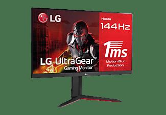 "Monitor gaming - LG 32GN650B.AEU, 31.5"" QHD, VA, 1 ms, 144 Hz, DAS Mode, FreeSync™ Premium, Negro"