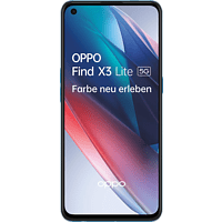 OPPO Find X3 Lite 5G 128 GB Astral Blue Dual SIM