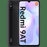 """Móvil - Xiaomi Redmi 9AT, Gris, 32 GB, 2 GB RAM, 6.53"""" HD+, MediaTek Helio G25, 5000 mAh, Android"""
