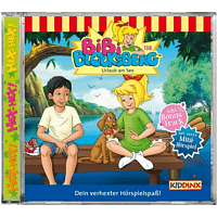 Bibi Blocksberg - Folge 138:Urlaub am See  - (CD)