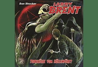 Larry Brent - Larry Brent - Todesküsse vom Höllenfürst (40)  - (CD)
