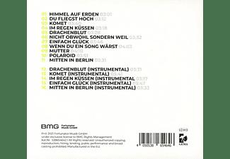 Hanna Batka - Mitten in Berlin  - (CD)