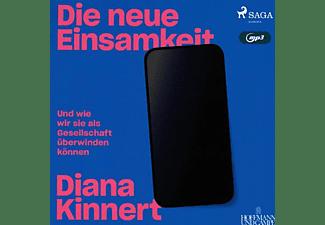 Irina Salkow - Die Neue Einsamkeit  - (MP3-CD)