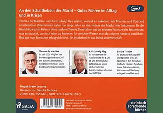 Matthias Hinz - Die Kunst Guten Führens  - (MP3-CD)