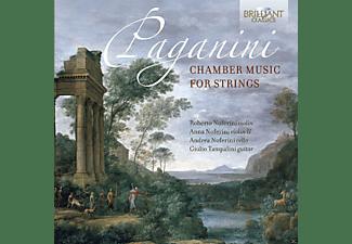 VARIOUS - Chamber Music For Strings  - (CD)