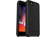 LIFEPROOF WAKE, Backcover, Apple, iPhone SE (2020), iPhone 7, iPhone 8, Schwarz