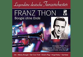Franz Thon - Boogie Ohne Ende-Legendäre Deutsche Tanzorcheste  - (CD)