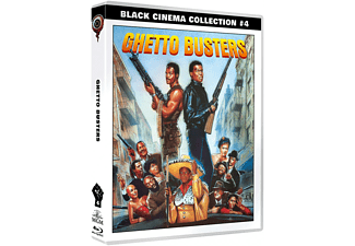 Ghetto Busters - Limited Edition auf 1500 Stück (Black Cinema Collection #04) (Dual-Disc-Set) Blu-ray + DVD