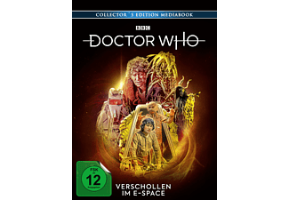 Doctor Who - Vierter Doktor - Verschollen im E-Space Blu-ray + DVD