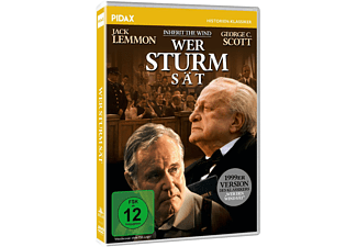Wer Sturm sät DVD