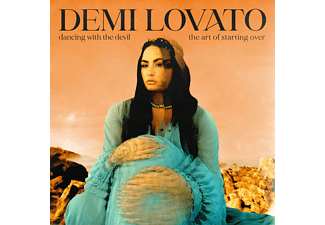 Demi Lovato - Dancing With The Devil… The Art Of Starting Over (Exklusive Deluxe Edition mit 2 Bonustracks)  - (CD)