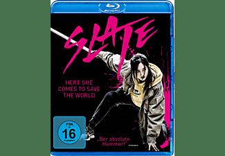 Slate - Here She Comes to Save the World Blu-ray
