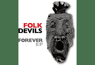 Folk Devils - FOREVER EP  - (EP (analog))