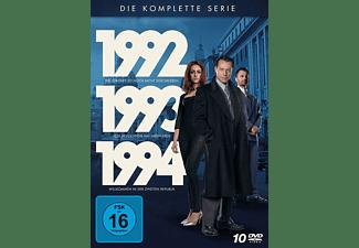 1992-1993-1994 - Die Polit-Trilogie - Die komplette Serie DVD
