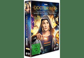 """Doctor Who – Der Dreizehnte Doktor: Staffel 11 plus """"Tödlicher Fund"""" und Staffel 12 DVD"""