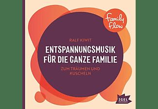 Ralf Kiwit - Familiy Flow: Entspannungsmusik für die ganze Fami  - (CD)