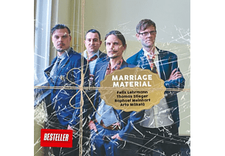 Marriage Material - Marriage Material (180 Gr.)  - (Vinyl)