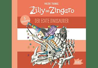 Valerie Thomas - Zilly und Zingaro: Der echte Dinosaurier  - (CD)