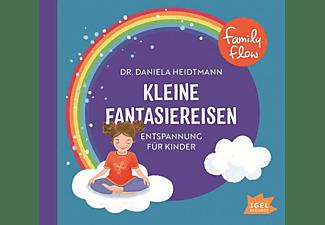 Daniela Heidtmann - Familiy Flow: Kleine Fantasiereisen-Entspannung  - (CD)
