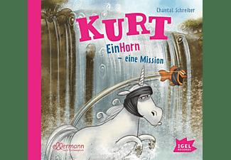 Chantal Schreiber - Kurt.Ein Horn-eine Mission  - (CD)