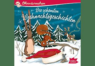 VARIOUS - Ohrwürmchen: Die schönsten Weihnachtsgeschichten  - (CD)