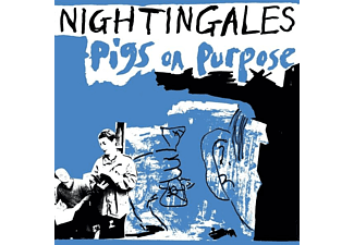 The Nightingales - Pigs On Purpose  - (Vinyl)
