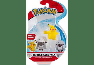 Pokémon - Battle Pikachu und Wolly