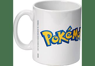 Pokémon Logo & Pikachu