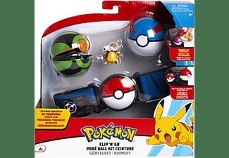 Pokémon - CLIP 'N GO Gürtel Knogga