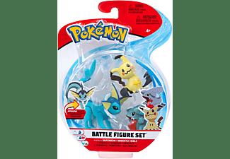 Pokémon - Battle Kamalat, Mimigma und Aquana