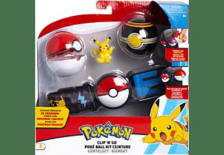 Pokémon - CLIP 'N GO Gürtel Pikachu