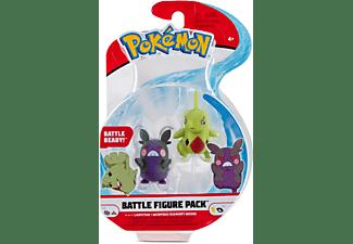 Pokémon - Battle Larvitar und Morpeko