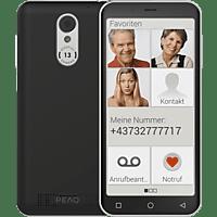 PEAQ PSP 400 32GB, Schwarz/Silber