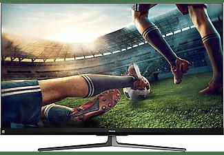 "TV ULED 55"" - Hisense 55U8QF, UHD 4K, FALD pro, SmartTV, Dolby Atmos, Dolby Vision, QuantumDot, HDR10+, Negro"