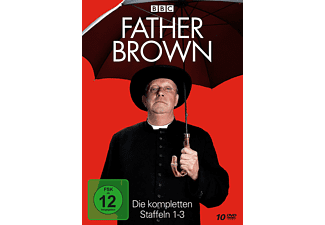 Father Brown - Die kompletten Staffeln 1-3 DVD
