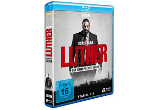 Luther - Die komplette Serie (Staffel 1-5) Blu-ray
