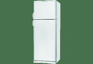 Frigorífico dos puertas - Indesit TAAN 6 FNF1, 374 l, Total No Frost, MultiFlow, 41 dB, 190.5 cm, Blanco
