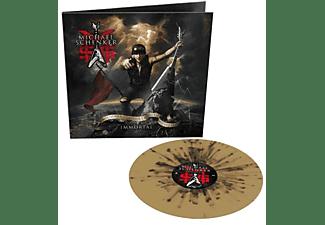 Msg - The Michael Schenker Group - Immortal (Ltd. Gold Black LP)  - (Vinyl)
