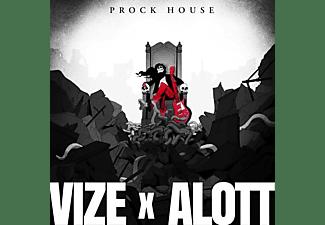Vize/Alott - Prock House (Col.Ltd.LP)  - (Vinyl)