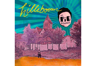 The Pighounds - Hilleboom (ltd. Ice Blue Vinyl)  - (Vinyl)