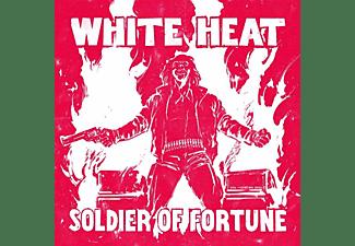 White Heat - (BLACK) SOLDIER OF FORTUNE  - (Vinyl)