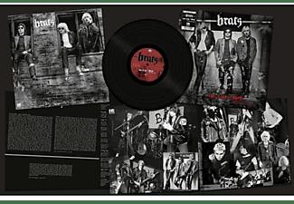 The Brats - (BLACK) THE LOST TAPES: COPENHAGEN 1979  - (Vinyl)