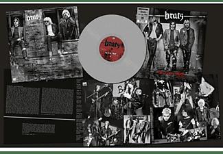 The Brats - (SILVER) THE LOST TAPES: COPENHAGEN 1979  - (Vinyl)