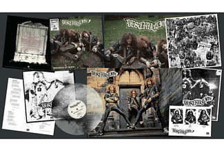 Destruction - Sentence Of Death (US Version/Marbled Vinyl)  - (Vinyl)