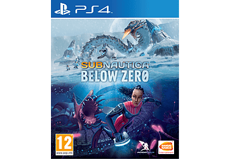 Subnautica: Below Zero UK PS4